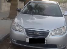 Silver Hyundai Avante 2009 for sale