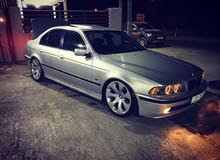 BMW 520 دبل فينوس فل مسكر