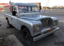 Manual Land Rover 1984 for sale - Used - Hamra city