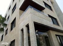 شقة طابقية 230م بناء جديد العمارة 4 شقق فقط في ضاحية الامير راشد خلف مجمع جبر شارع مكة