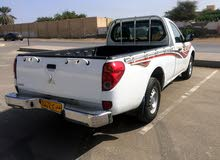 Gasoline Fuel/Power   Mitsubishi Pickup 2012