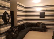 للإيجار شقة غرفتين صاله مفروشه وشامل في الجفير
