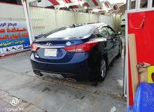 Used condition Hyundai Elantra 2013 with 10,000 - 19,999 km mileage