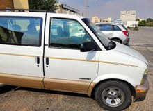 Chevrolet Astro 2002 For sale - White color