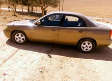 Automatic Silver Daewoo 1997 for sale