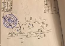 أرض معروضه للبيع في جرش خلف جامعة فيلادلفيا