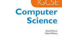 مدرس IGCSE Computer Science