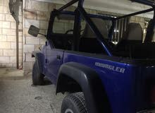 Used condition Jeep Wrangler 1991 with  km mileage