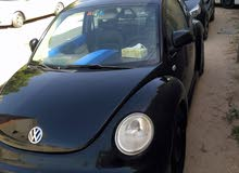 Volkswagen Beetle car for sale 2002 in Tripoli city