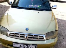 Automatic Gold Kia 2001 for sale