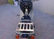 دراج هوندا 90cc بحالة ممتازه