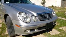 2005_ Mercedes-Benz E320 بـحـالـة مـمـتـازة للـبـيـع