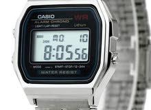 ساعة كاسيو الرقمية