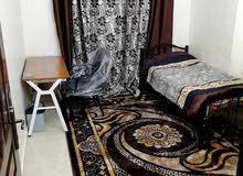 شقة مفروشة للايجار مع تكييف