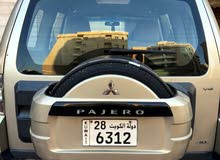 Mitsubishi Pajero  For sale -  color