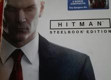 شريط لعبة هيتمان PS4