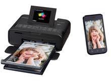 طابعة الصور اللاسلكية السهلة الحمل ماركة كانون