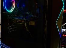 كمبيوتر العاب جديد new gaming pc