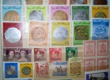 طوابع بريدية مغربية قديمة