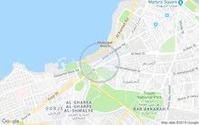 شقه للبيع في عمر المختار عمارات امام كلية البنات