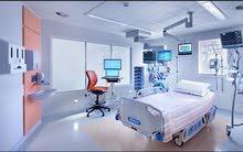للإيجار مستشفى600 م بموقع مميز جدا