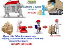 House shifting Bahrain