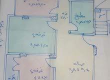 شقة ثلاث غرف علي المحارةنصف دور ثالث ورابع علوى أول الصداقه من السيل تقسيم اها
