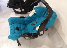 Mothercare and Graco seats
