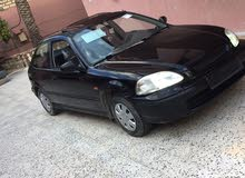 Used condition Honda Civic 1999 with 140,000 - 149,999 km mileage
