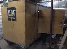مولد كهرباء CAT امريكي وكاله كرت مكتم 128 كيلو عرطه تم تعديل السعر الى 10 الف دولار للحاجه فقط