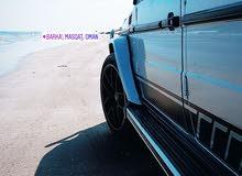مرسيدس G 55 موديل 2011