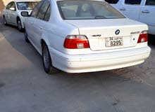 White BMW 523 1998 for sale