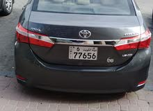 For rent 2015 Grey Corolla