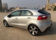 Silver Kia Rio 2015 for sale