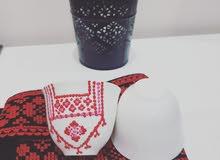فناجين قهوة بالرسم اليدوي لطلب داخل السعودية على رقم الواتس اب التالي: 055568603