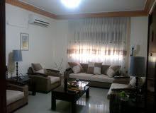 شقة مفروشة  في منطقة  الدوار السابع للايجار سوبر  ديلوكس 2 نوم مساحة 110 م - طابق ثاني