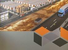 مخازن للايجار في الرسيل warehouse  for rent in Rasel