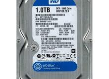 Western Digital 1tb  SATA Desktop HDD