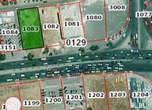 قطعة تجارية للبيع 1208م في طبربور تصلح لبناء استثمارات