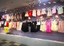 ملابس للبيع بسعر الشراء لتصفية المحل