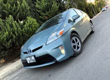 Automatic Turquoise Toyota 2015 for sale