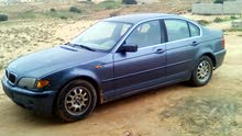 Used condition BMW 320 2003 with +200,000 km mileage