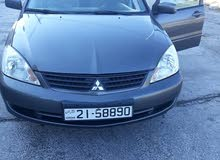 Mitsubishi Lancer car for sale 2010 in Amman city