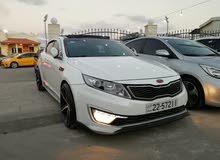 Kia Optima car for sale 2012 in Zarqa city