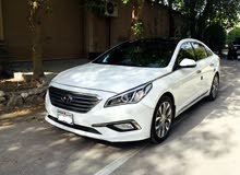 Hyundai Sonata 2.4L gcc 2017 Full option