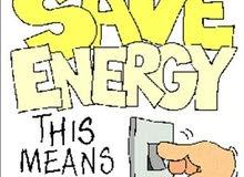 لتوفير الكهرباء المنازل والمحلات التجربه تصل لخمسين/100وخاصه لمكيفات والثلجات