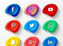 دعم يويتوب - انستا - فيسبوك - تويتر