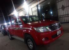 Manual Toyota Hilux 2014