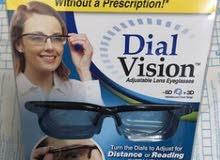 نظارات للقراءة يمكن ضبطها يدويا