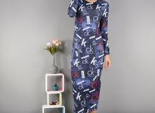 فستان فري سايز